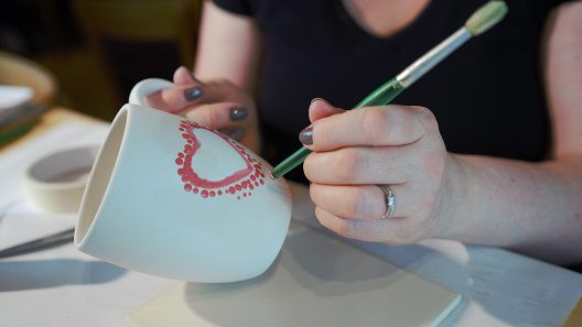 pottery-painting-mug-at-home