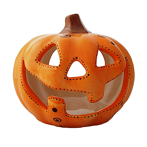 Pumpkin Tea Light Kit